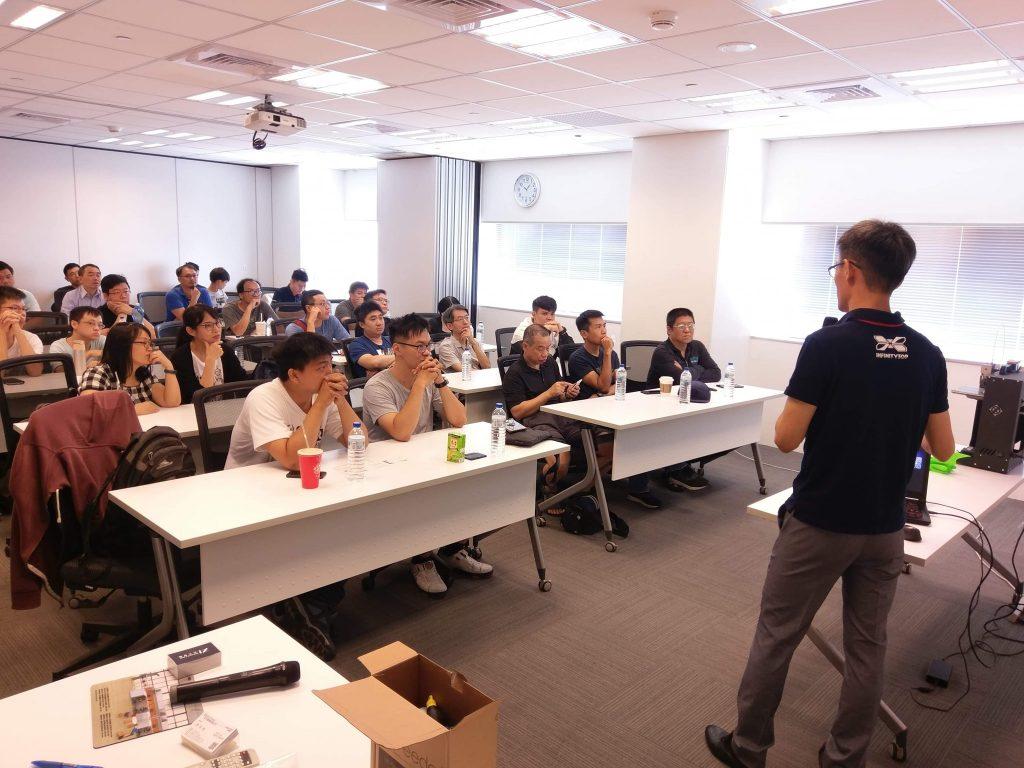 INFINITY3DP® Training|教育訓練課程